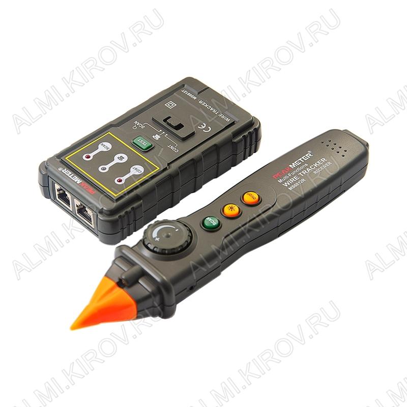 LAN-тестер MS6812 для RJ-45/11