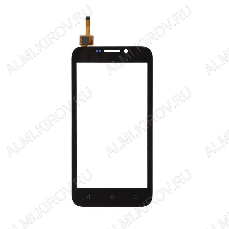 ТачСкрин для Huawei Y5C Черный