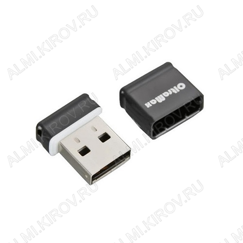 Карта Flash USB 32 Gb (50 Black mini) USB 2.0