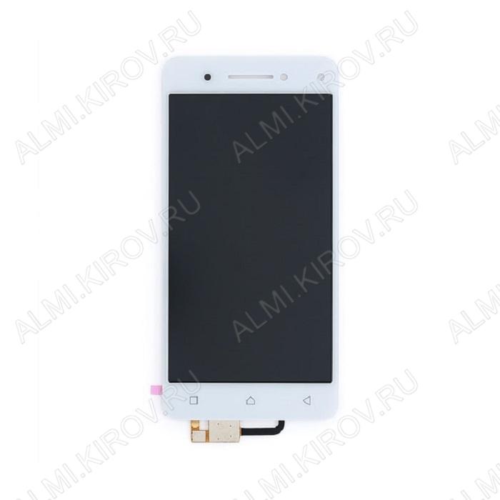 Дисплей для Lenovo Vibe S1 (S1a40) + тачскрин белый