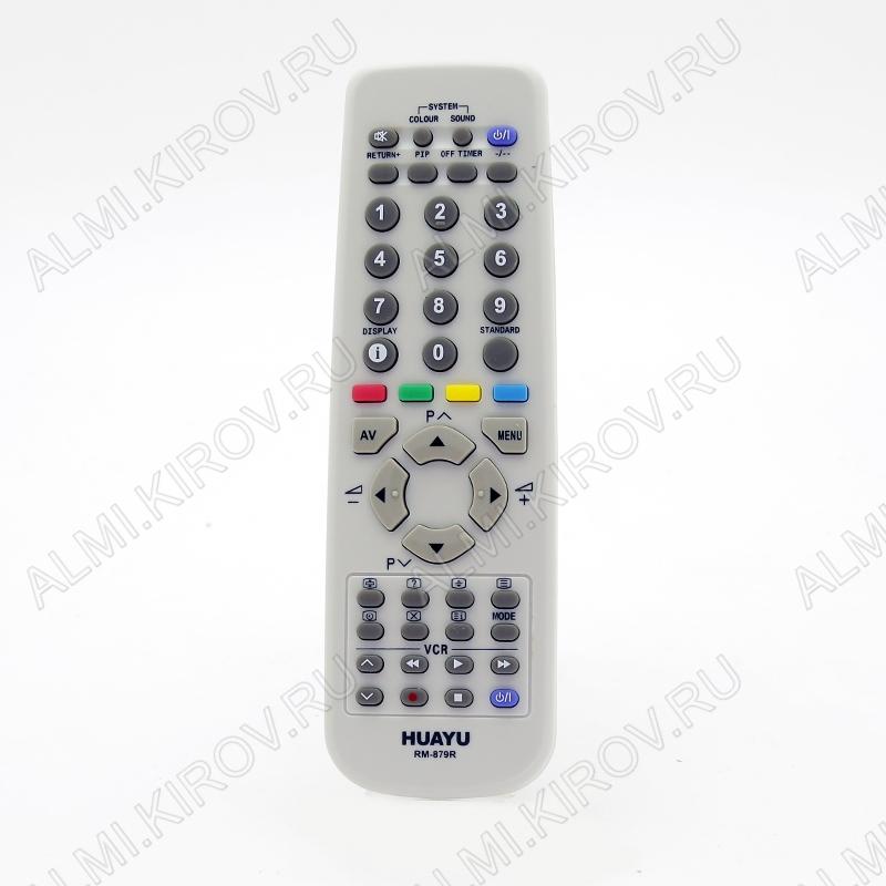 ПДУ для JVC RM-879R (=)RM-C1808; RM-C1855) LCDTV