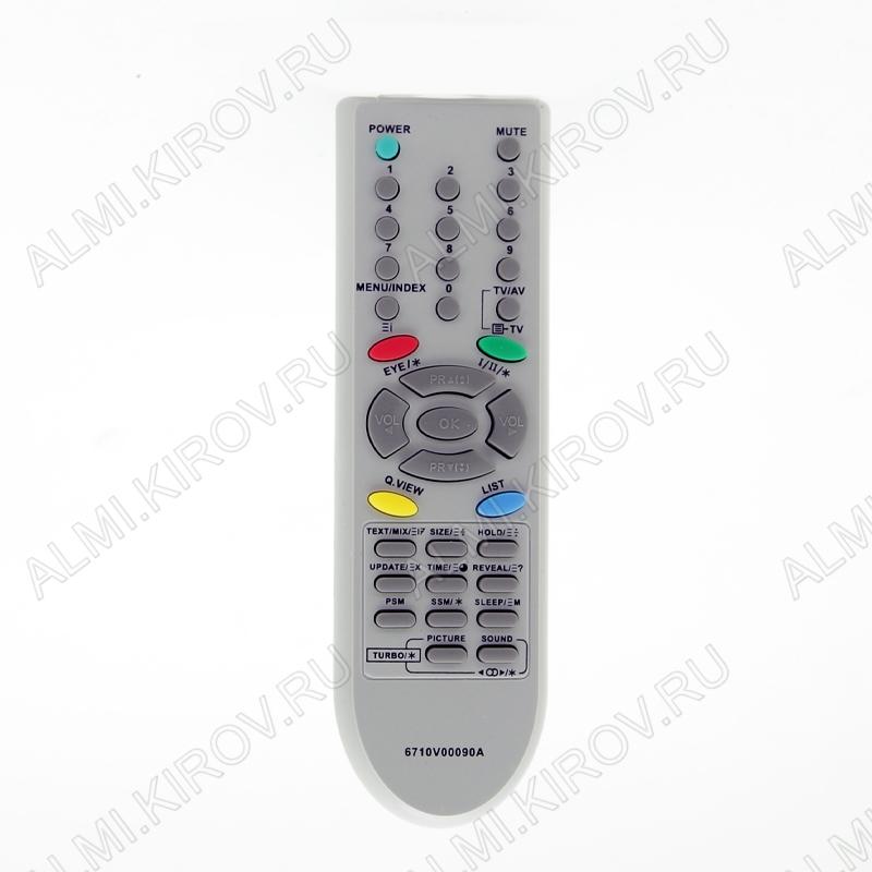 ПДУ для LG/GS 6710V00090A TV