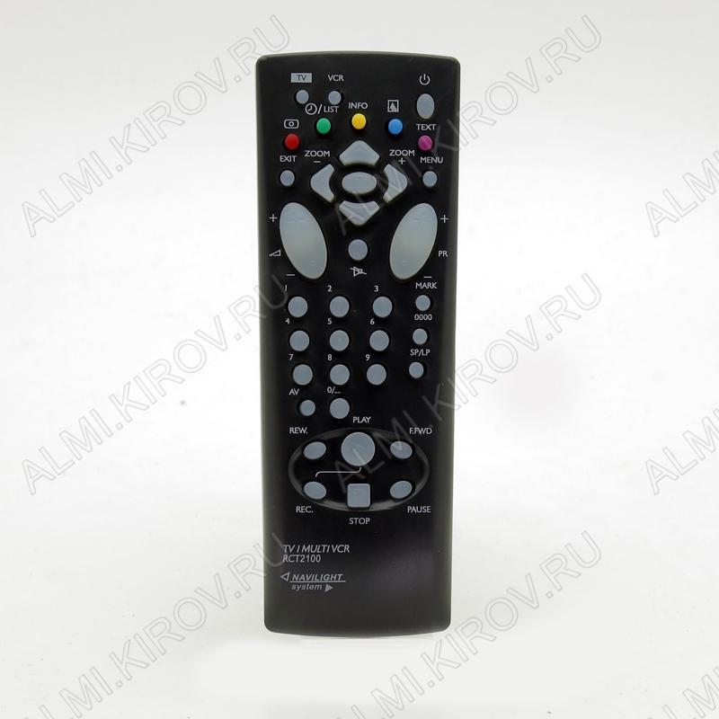 ПДУ для THOMSON RCT-2100 TV