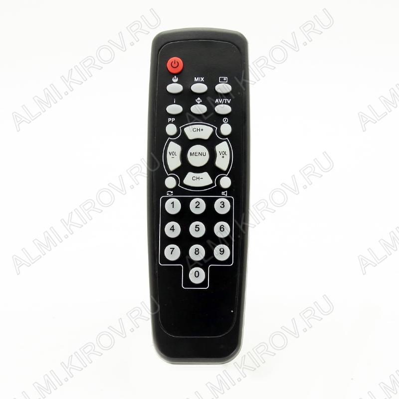 ПДУ для POLAR RC-0701(SAA3010) TV