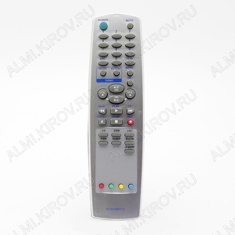 ПДУ для LG/GS 6710V00077Z TV