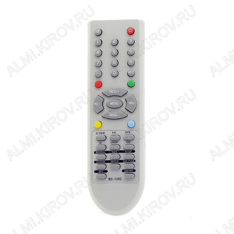 ПДУ для ERISSON BC-1202 TV
