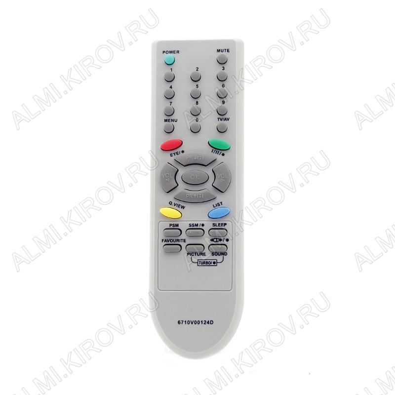 ПДУ для LG/GS 6710V00124D TV