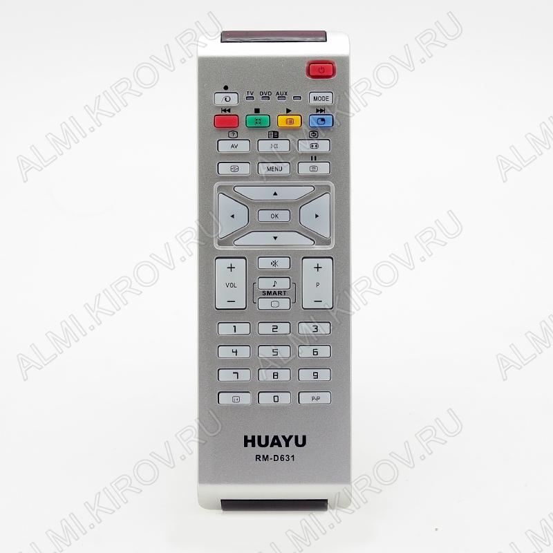 ПДУ для PHILIPS RM-D631 (RC-1683701) LCDTV
