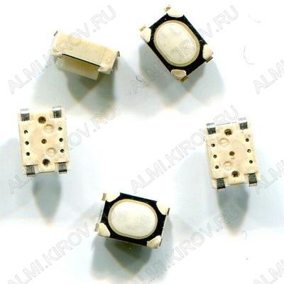 Кнопка такт.TSCG SMD (3.3*4.2мм,h=2.5мм) (KLS7-TS3401-2.5-180)