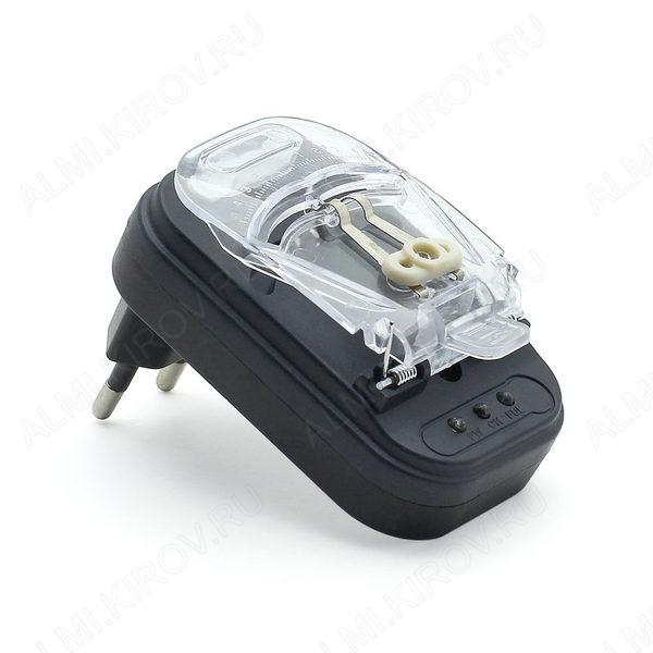 Сетевое зарядное устройство универсальное (для батарей 200-3000mAh)