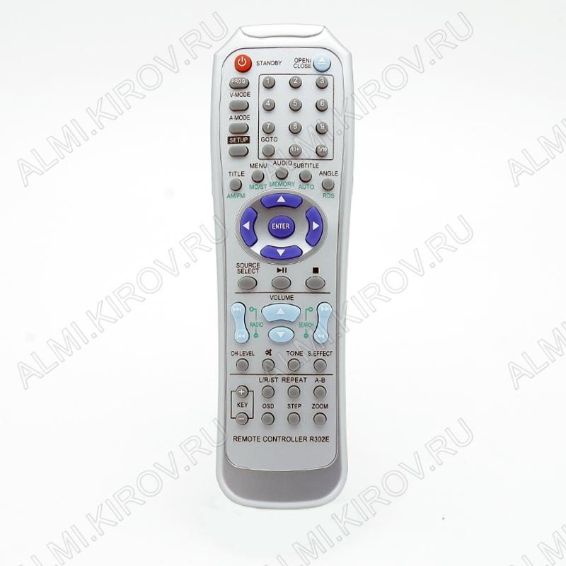 ПДУ для ELENBERG R-302E DVD