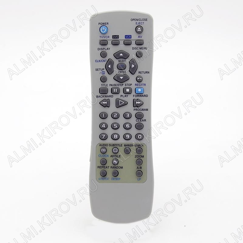 ПДУ для LG/GS DVD-373 DVD/VCR