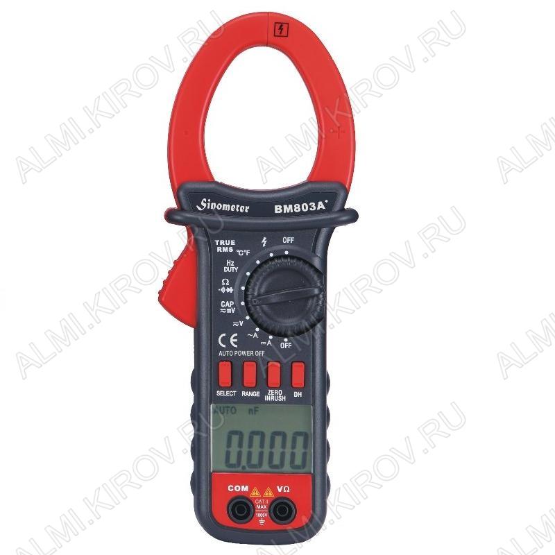 Мультиметр BM-803A+ токовые клещи (гарантия 6 месяцев)