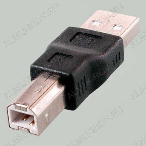 Переходник (501) USB A штекер/USB B штекер