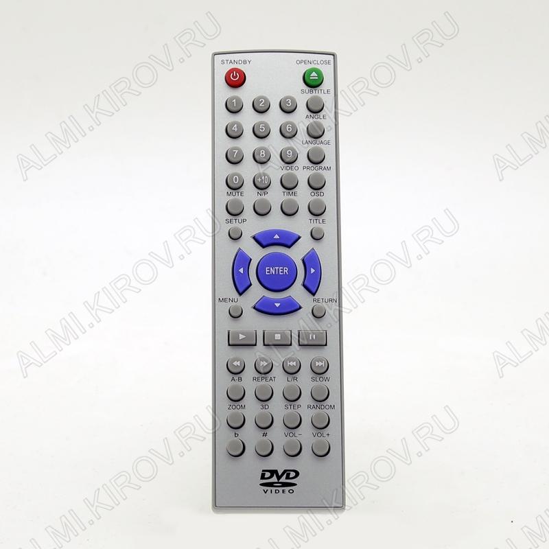 ПДУ для AKIRA GLD-04-01 DVD