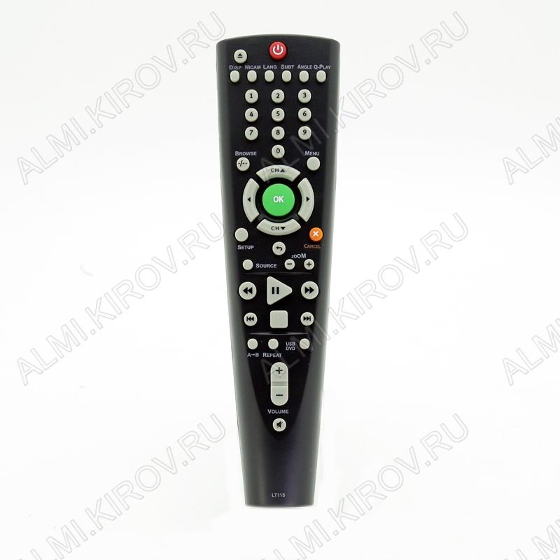 ПДУ для BBK LT-115 LCDTV/DVD