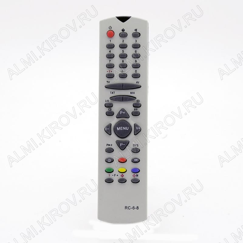 ПДУ для RC-6-8 (HORIZONT) TV