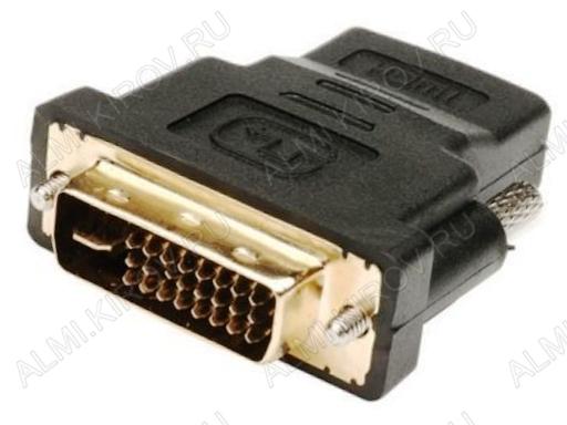Переходник (2191) DVI-D штекер/HDMI гнездо