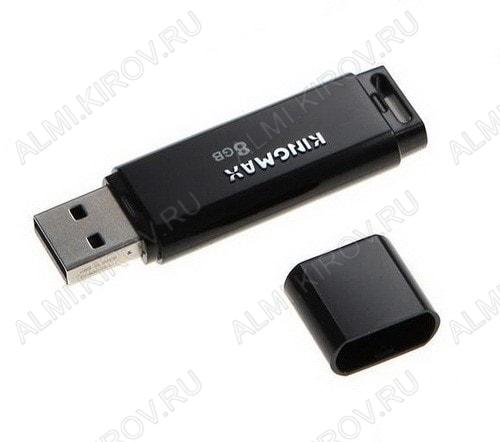Карта Flash USB 8 Gb (U-DRIVE Black) USB 2.0