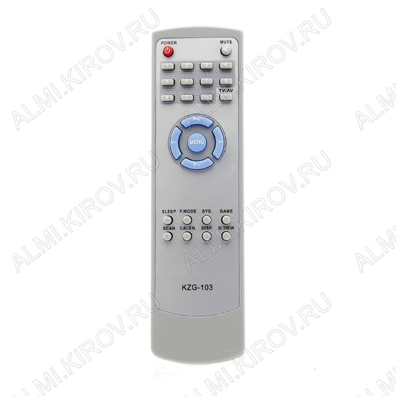 ПДУ для ERISSON KZG-103 (1401) TV