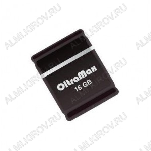 Карта Flash USB 16 Gb (50 Black mini) USB 2.0