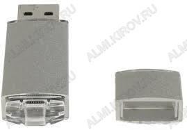 Карта Flash USB 64 Gb (UD05 Silver) USB 2.0