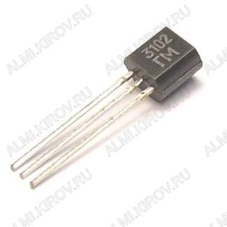 Транзистор КТ3102ГМ