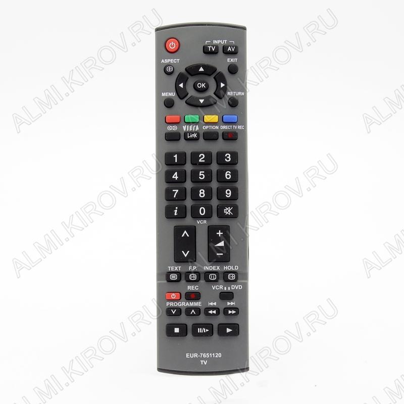 ПДУ для PANASONIC EUR7651120 LCDTV
