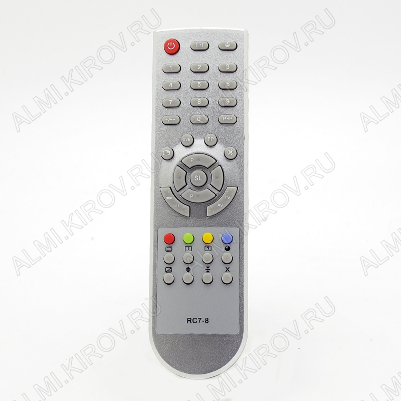 ПДУ для RC-7-8 (HORIZONT) TV