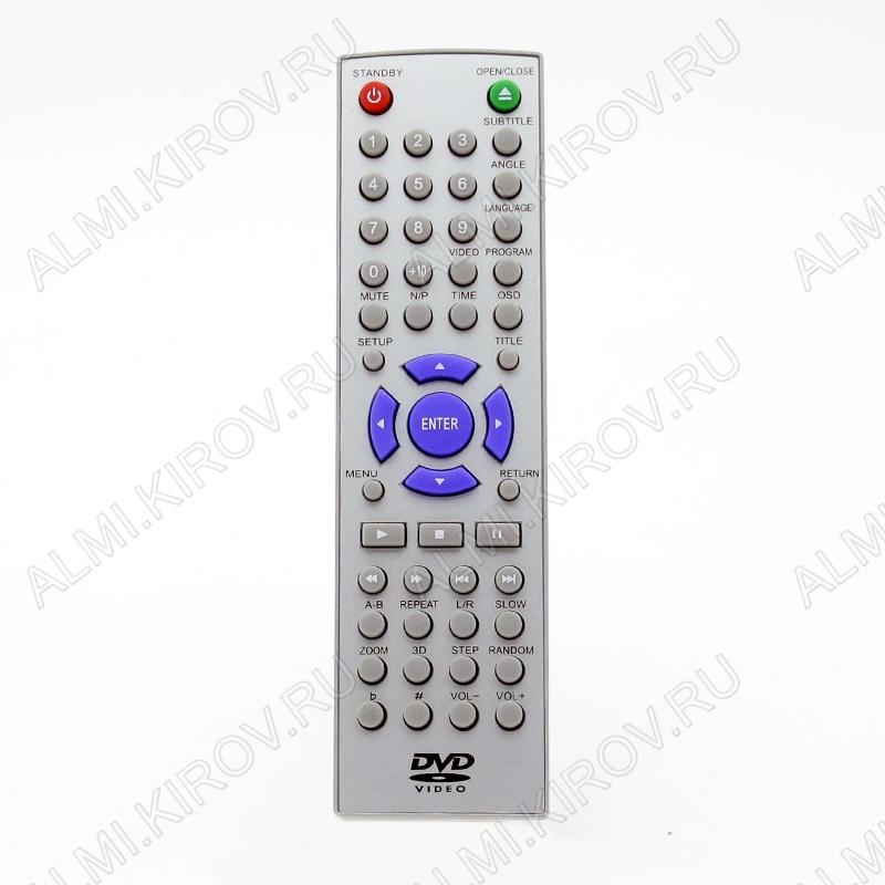 ПДУ для AKIRA GLD-04-01 (K2404DR) (IRC) DVD