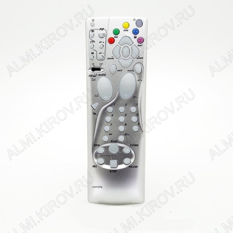 ПДУ для THOMSON RCT-4157 TV/VCR/DVD