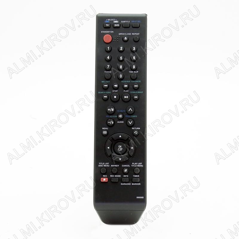 ПДУ для SAMSUNG 00055G DVD