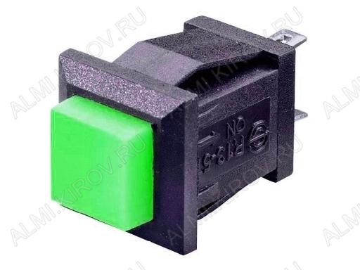Кнопка RWD-316 (зеленая без фикс.)