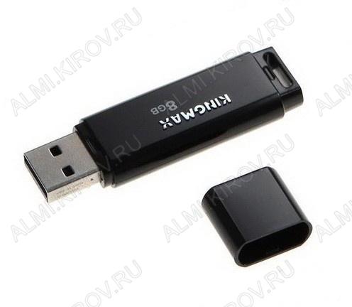 Карта Flash USB 8 Gb (PD07 Black) USB 2.0