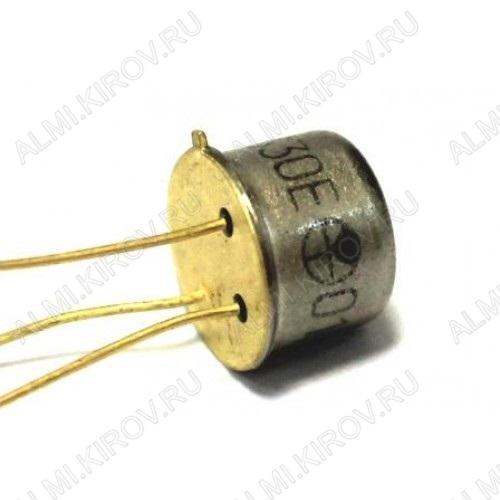 Транзистор КТ630Е металл