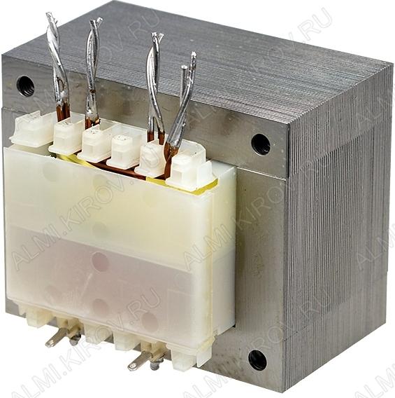 Трансформатор ТПА-165-12В   12V 13A 165W 96*80*96мм; масса 3кг