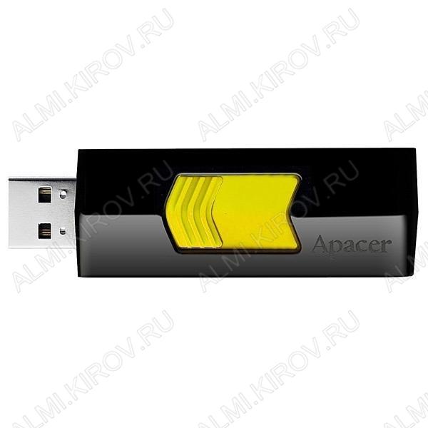 Карта Flash USB 8 Gb (AH332 Yellow) USB 2.0
