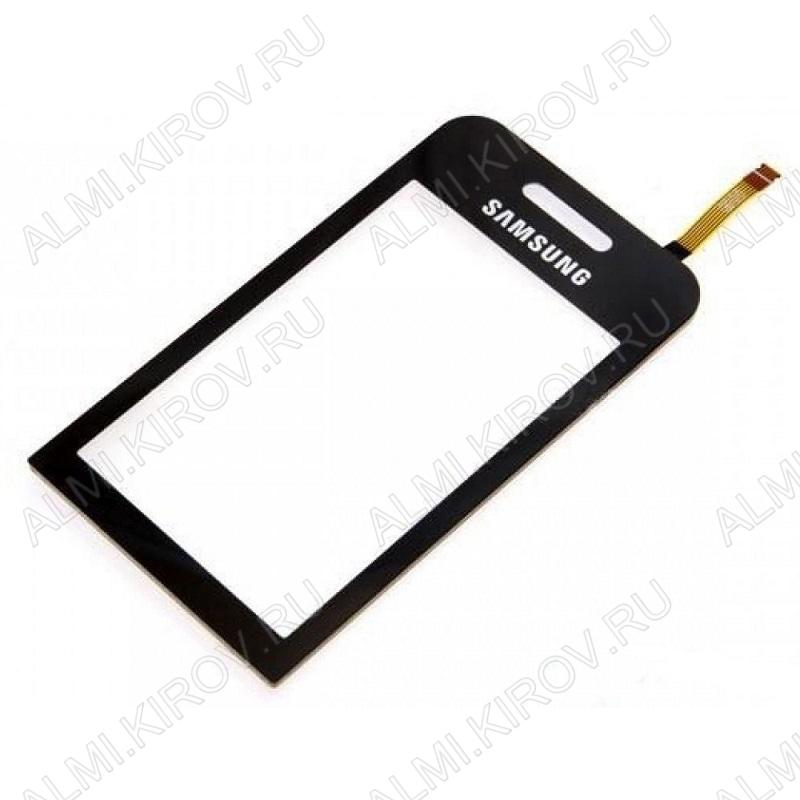 ТачСкрин для Samsung S5233 TV Mobile черный