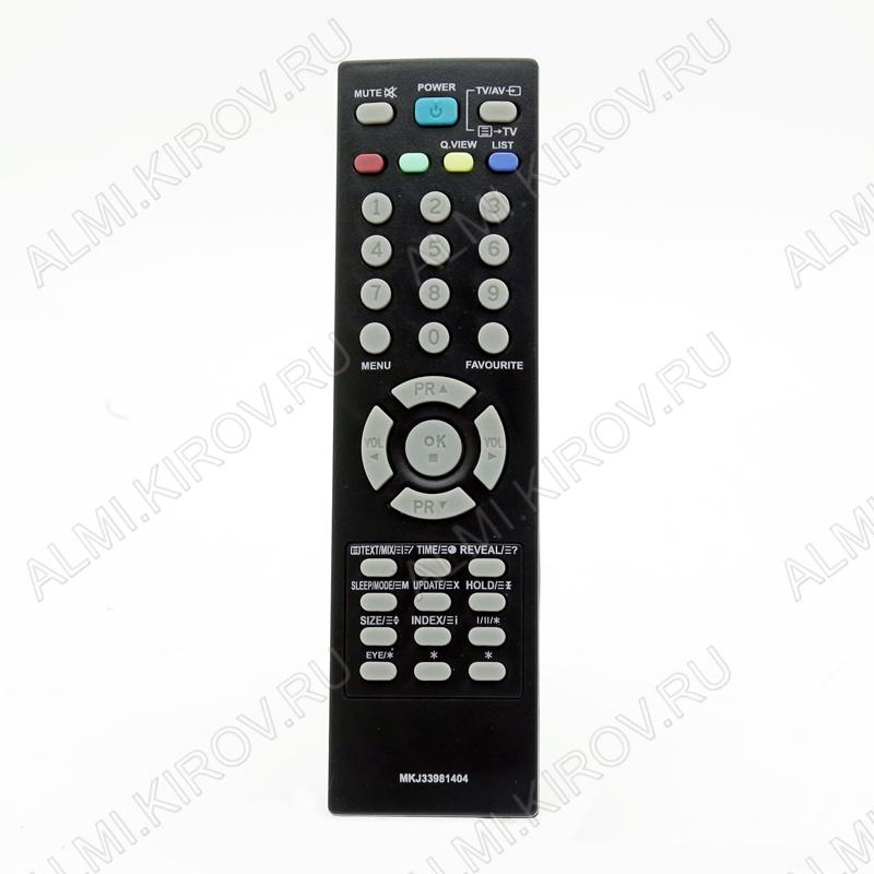 ПДУ для LG/GS MKJ33981404 LCDTV