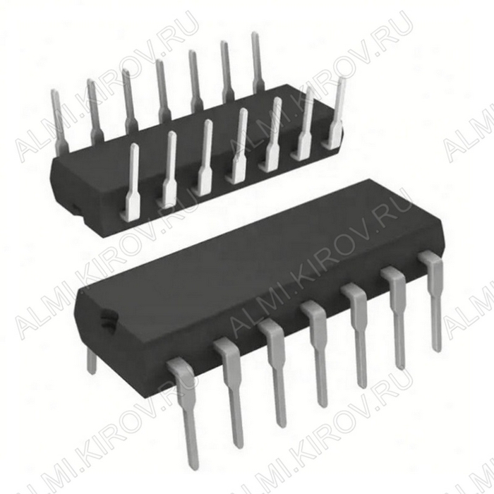 Микросхема PIC16F630-I/P