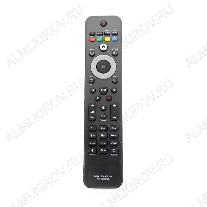 ПДУ для PHILIPS 2422 549 02314 LCDTV