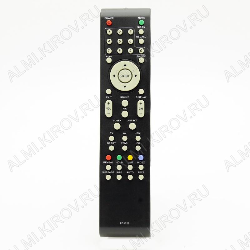 ПДУ для BBK/MYSTERY RC-1529 LCDTV