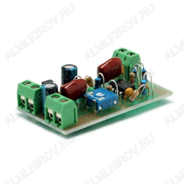 Радиоконструктор Фильтр активный для сабвуфера BM2115 (на LM358) Фильтр НЧ обладает малым уровнем собственного шума, малыми габаритами и энергопотреблением, широким диапазоном питающих напряжений.