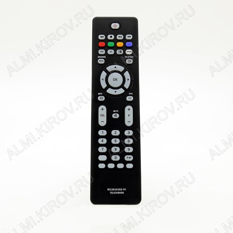 ПДУ для PHILIPS RC-2034302 LCDTV
