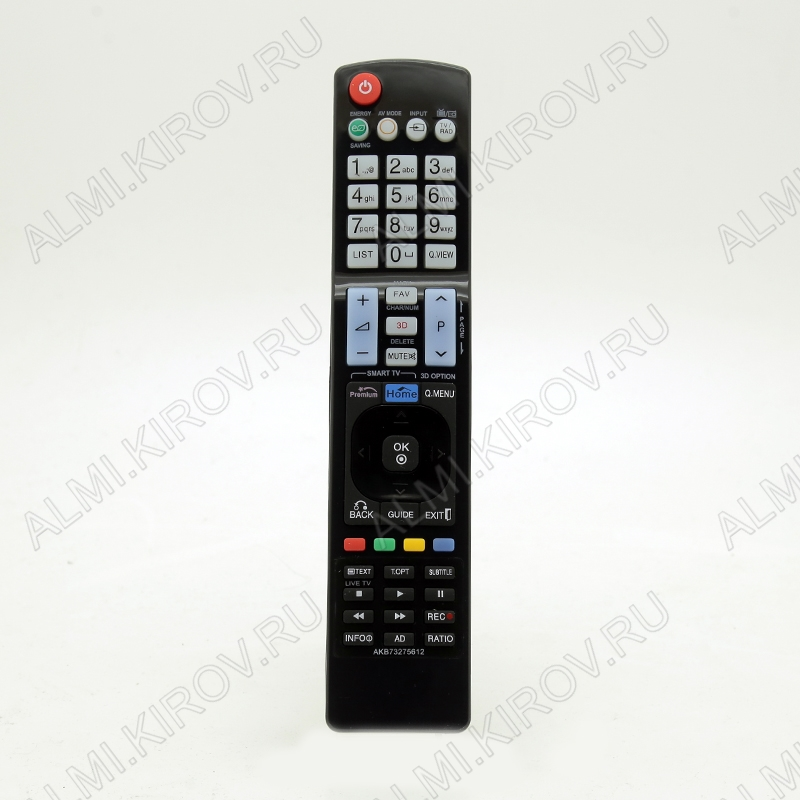 ПДУ для LG/GS AKB73275612 LCDTV