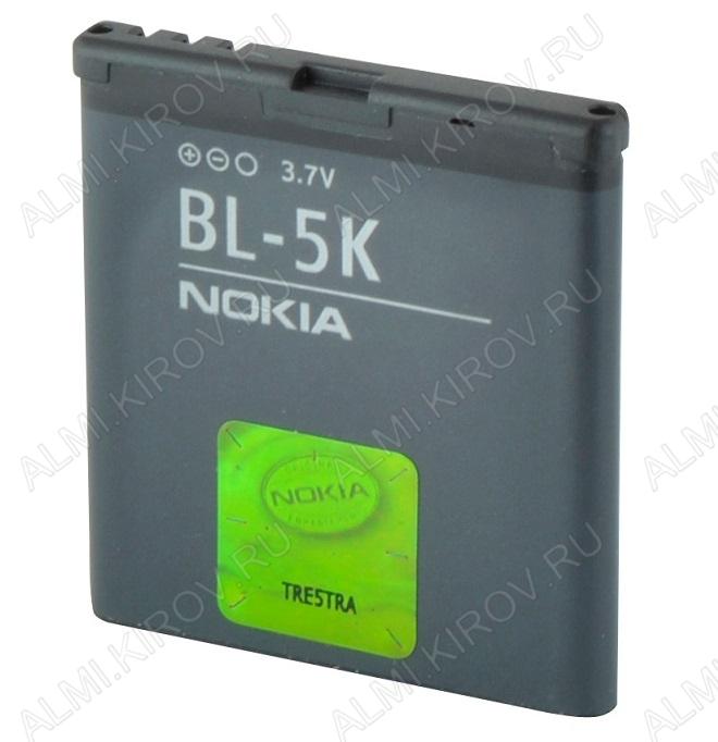 АКБ для Nokia N85 Orig BL-5K