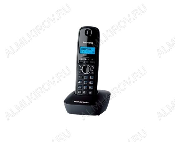 Радиотелефон KX-TG1611RU H серый