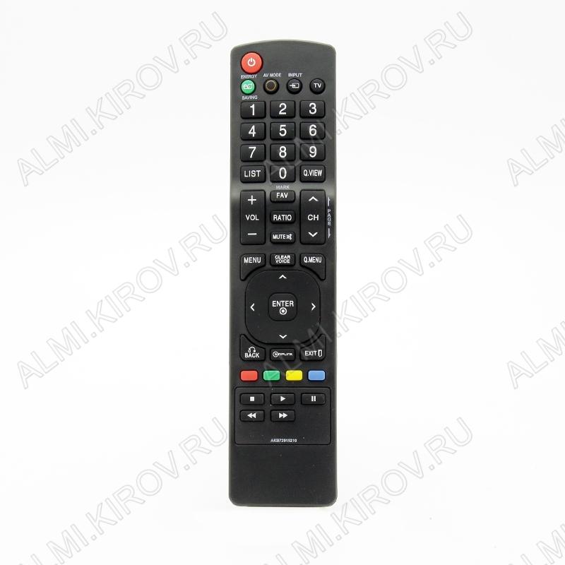 ПДУ для LG/GS AKB72915210 LCDTV