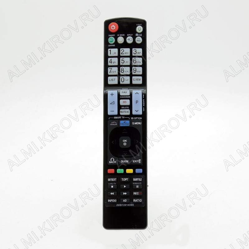ПДУ для LG/GS AKB72914066 LCDTV 3D