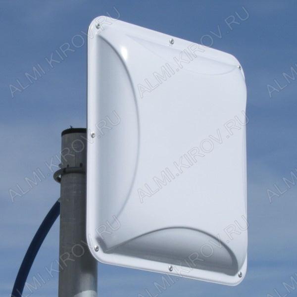 Антенна стационарная PETRA BROAD BAND для 3G/4G USB-модема 2G/3G/4G/LTE/WIFI; 1700-2700 MHz; 15dB; без кабеля; разъем N-гнездо